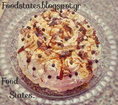 Food States: Midnight τούρτα με καραμέλα