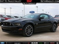 2013 Ford Mustang GT - Love the Black!