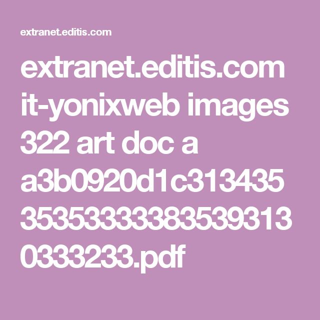 extranet.editis.com it-yonixweb images 322 art doc a a3b0920d1c313435353533333835393130333233.pdf