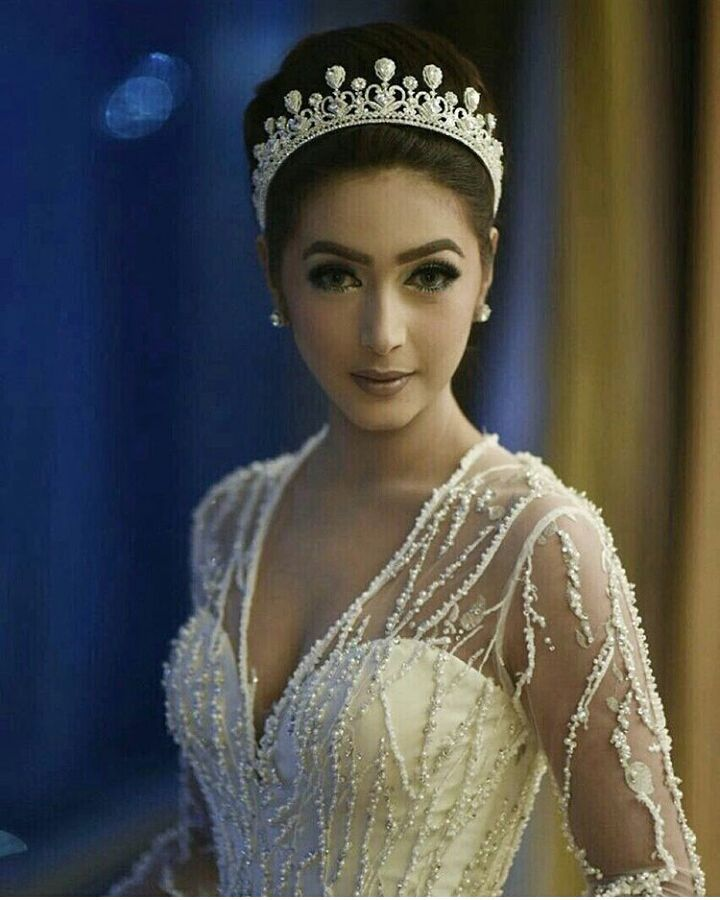 Beautiful bride @nsyakieb85  #nabilasyakieb