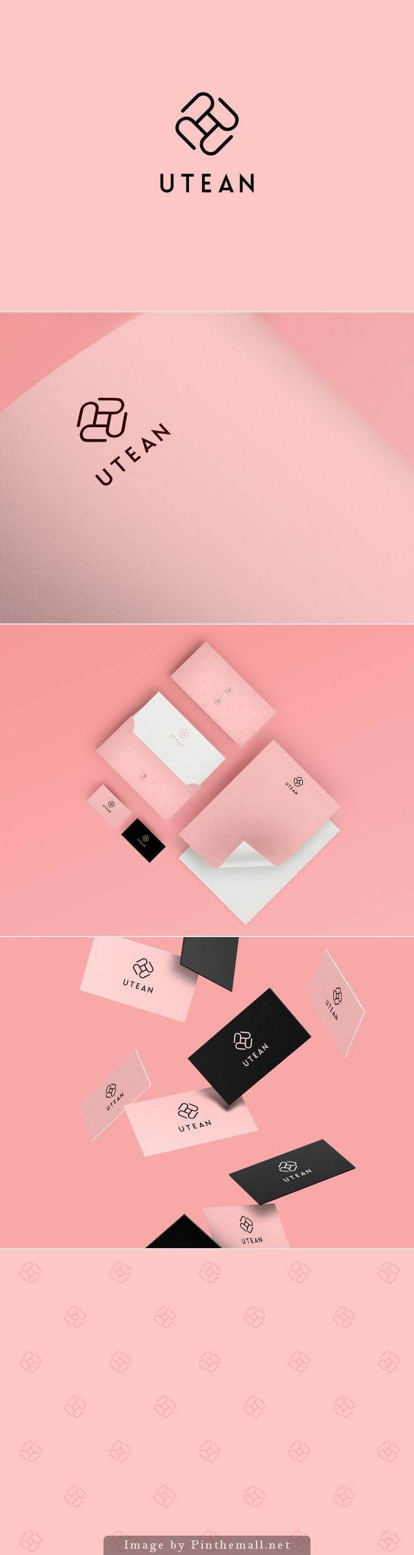 Utean by 60 degrees / brand identity
