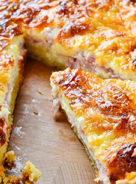 Low FODMAP and Gluten Free Recipe - Quiche Lorraine - http://www.ibssano.com/low_fodmap_recipe_quiche_lorraine.html
