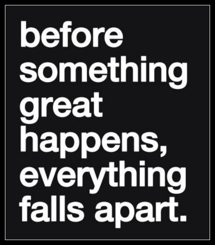 Fact of life!