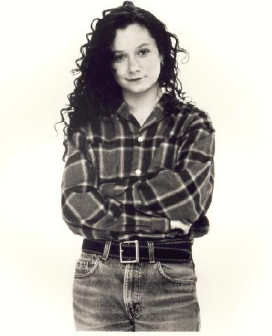 Oh Darlene! I was too young to be all lezzer on her but i wanted to make a tree house with her and run away to it.
