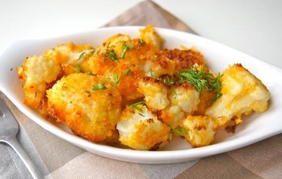 Рецепты вкусной жареной цветной капусты, секреты выбора ингредиентов