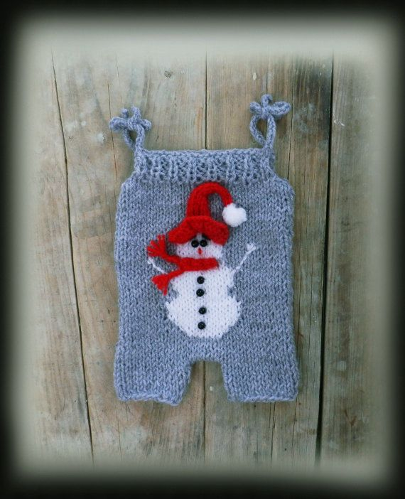Baby Snowman Outfit/ Baby Christmas Outfit/ by GabriCollection
