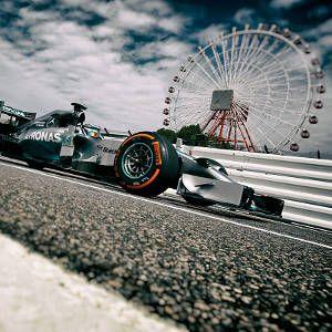 Rosberg Takes Pole At Suzuka - Motorsport | F1 and Other Motorsort news