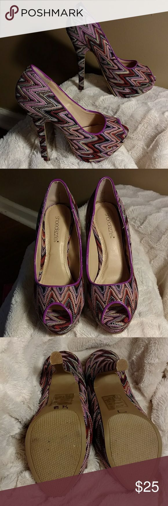 Women high heel shoes Sexy women multi color high heel shoes ShoeDazzle Shoes Heels