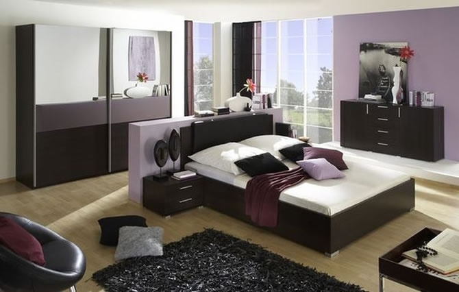 bedroom Feng Shui bedroom designs- like the wall to allow the bed to ...
