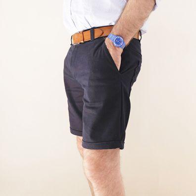 large choix de designs en stock acheter réel short homme toile,short homme en toile
