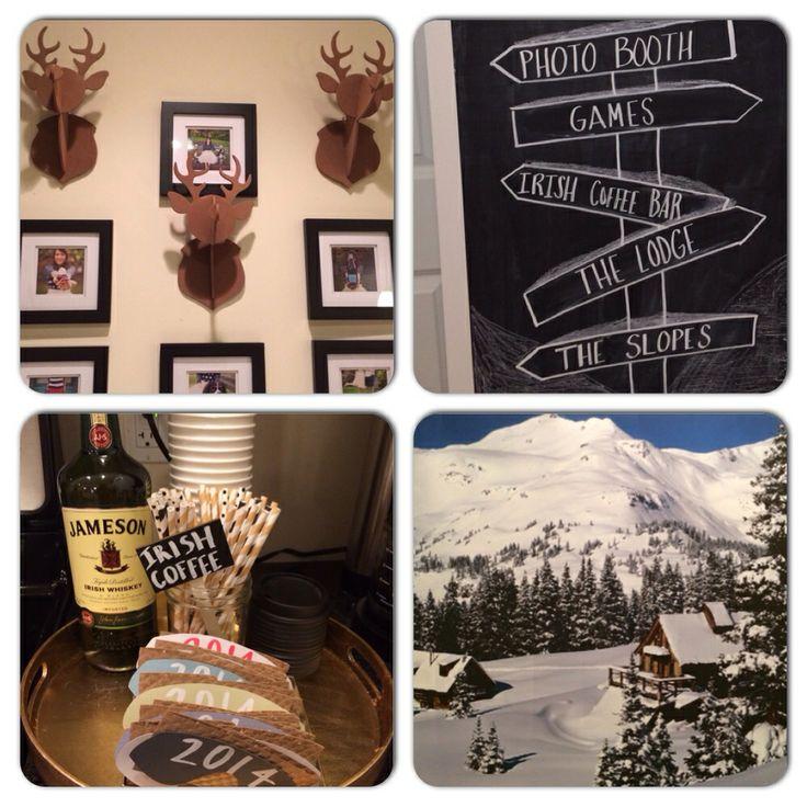 30 besten apres ski 22nd bilder auf pinterest geburtstage la la la und winter. Black Bedroom Furniture Sets. Home Design Ideas