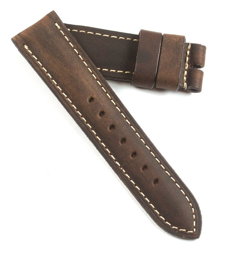 Now you can get Vintage leather straps made for your OEM Panerai Tang or Deployant buckles,  TC Straps has a large selection of Tuscan leather's for you to choose from.