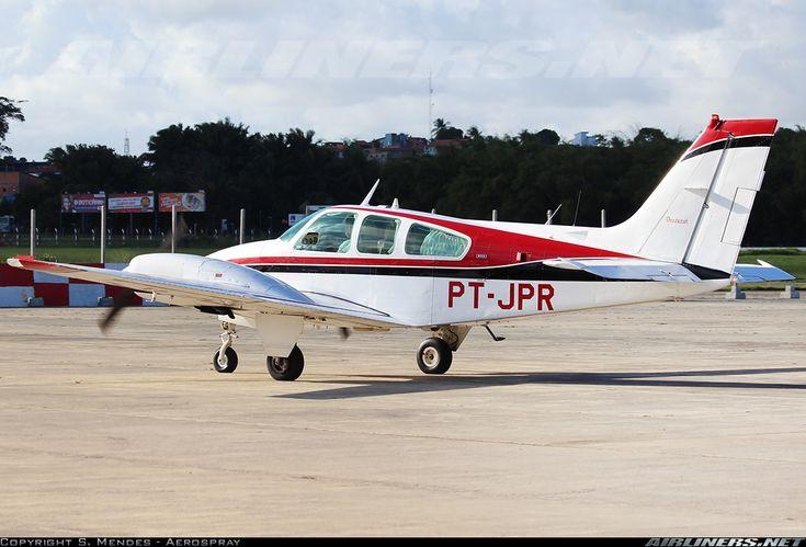 Beech B55 Baron (95-B55) aircraft picture