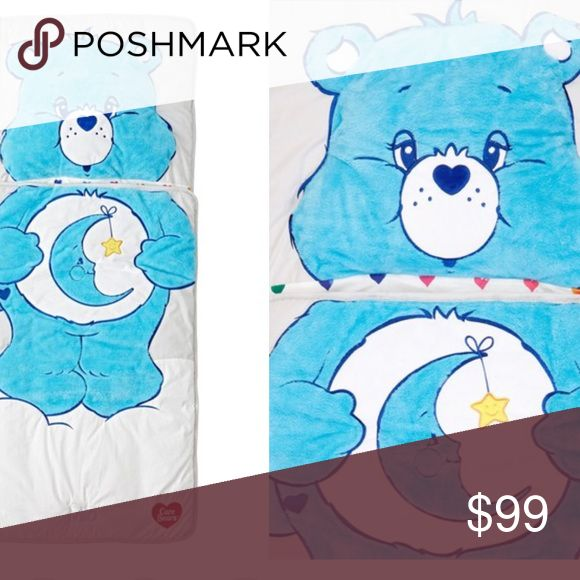 Care Bears Sleeping Bag Care Bear Sleeping Bag. Children's Accessories