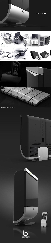 BARTECH by IOTA design, via Behance