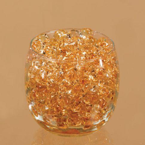 Dew Drop Centerpiece Water Beads, Amber Gold                                                                                                                                                     More