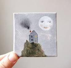Image result for small canvas paintings