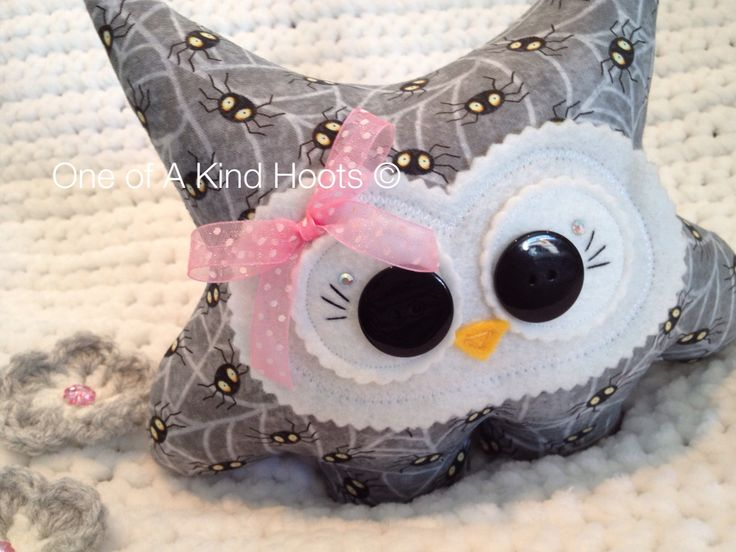 Cute Little Hootie ... Own Design !!!