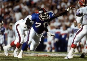 Former NY Giants star Leonard Marshall and the Game Plan Foundation on board with PAST for CTE benefits during Super Bowl week
