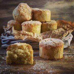 Estos #pastelitos de almendras son perfectos para los días de #frío...  La receta en el blog  #pastel #almendras #cake #love #instagood #photooftheday #beautiful #happy #instalike #food #family #amazing #photo #foodporn #yummy #photography #instacool #instafood #instalove #sweet