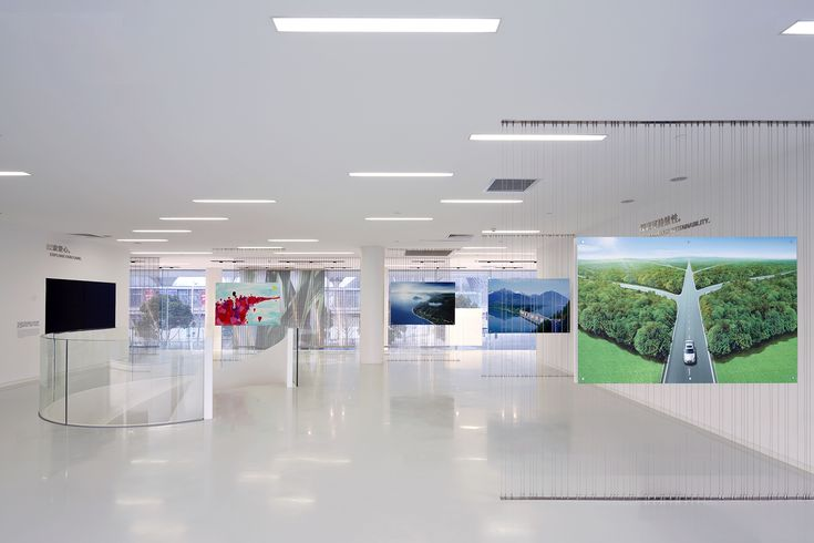 BMW Brand Experience Centre Shanghai, China by BMW China Architectural Design Team