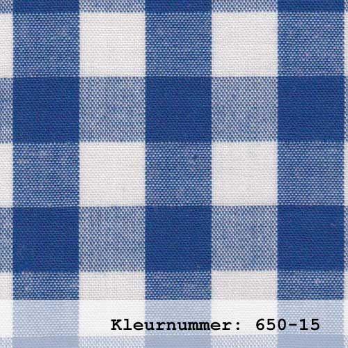 Boerenbont ruit 1,5cm (24 kleuren) - Boer & Bontig