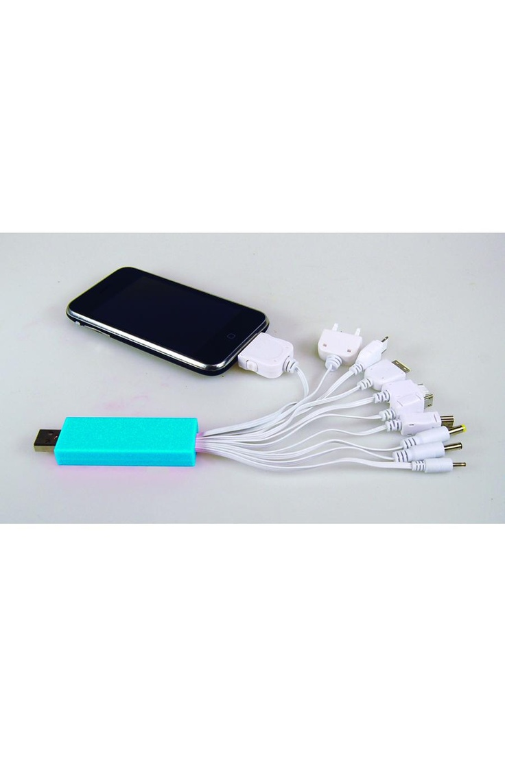 DCI Design Universal USB Charger >> Smart product for only $12.99!
