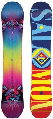 Salomon Gypsy Women's Snowboard - Snowboard Shop > Snowboards > Women's Snowboards