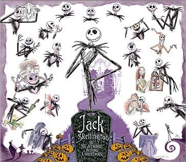 jack skeleton halloween