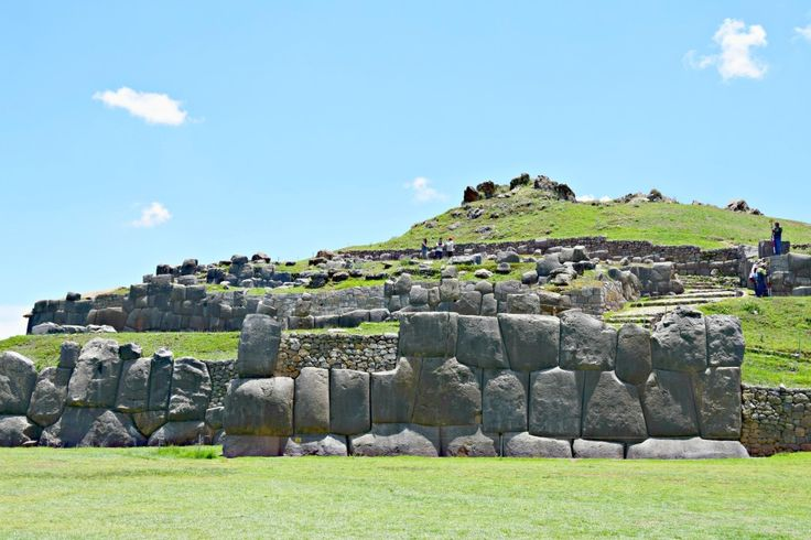 Cusco, Peru with kids: the Inca fortress at Sacsayhuaman