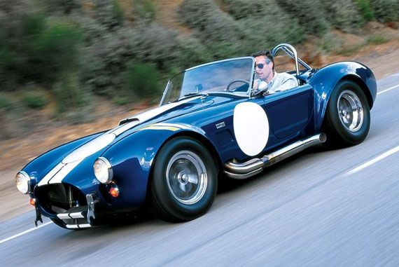 Shelby Cobra 427 s/c - 1 Classic Car that define cool