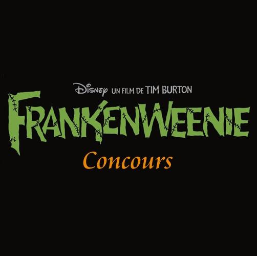 Participez à notre concours FRANKENWEENIE sur Pinterest et remportez une peluche Sparky et des places de cinéma !