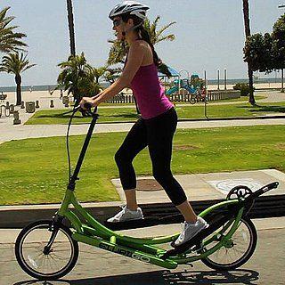 Outdoor Elliptical Bike - I want one!