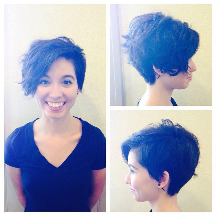 Du magst lieber helle statt dunkle Frisuren? 12 Trendfrisuren 2015 für dunkle kurze Haare