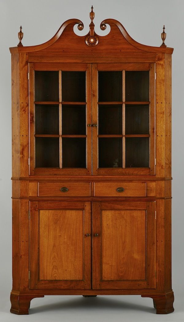 Corner China Cabinet For Sale Woodworking Projects Plans