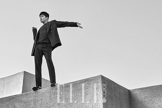 Elle Korea's March Edition Feat. Jo Jung Seok | Couch Kimchi