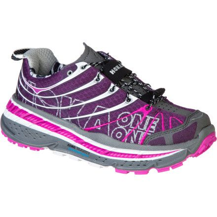 Hoka One One Stinson Trail Running Shoe - Women's