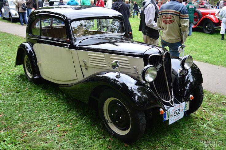 1936 Praga Baby