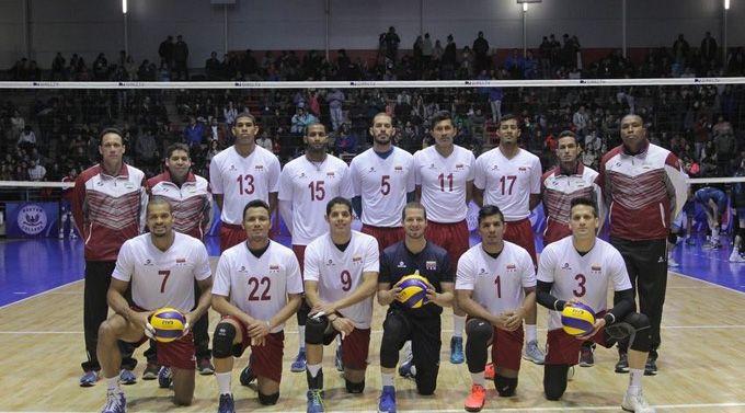 ¡Por el oro! Venezuela enfrentará a Brasil en Sudamericano de Voleibol #Deportes #Ultimas_Noticias