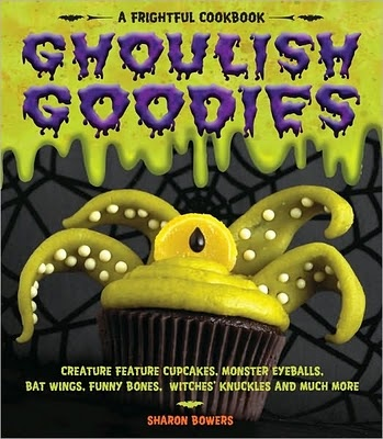 These frightful treats are not just for October, though. A birthday party for a nine-year-old or a scary movie sleepover for teenagers practically demands an I'Scream Cake or Spidery Cupcakes. And Chocolate-Chip Pumpkin Bars with Orange Glaze would be welcome at an office coffee break or an afternoon tea party.