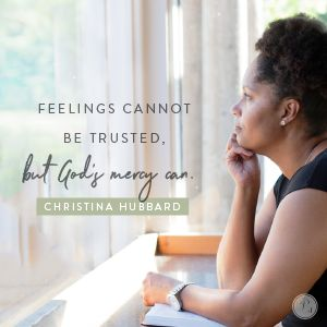 When past hurts rise up and our spiritual lives grow cold, it's time to bare our hearts to our Heavenly Father, who changes hearts of stone into hearts of flesh. He is faithful to fill us with grace as many times as we need. On repeat. Forever. - Christina Hubbard