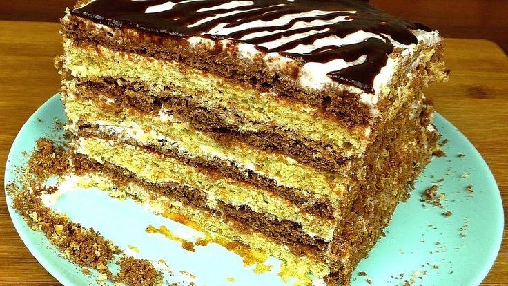 Я БОЛЬШЕ в МАГАЗИНЕ К ЧАЮ НЕ ПОКУПАЮ! Быстрый рецепт Торта ...