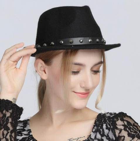e84bae5a8a8 Best 26 Top 10 best winter fedora hat for women ideas on Pinterest ...