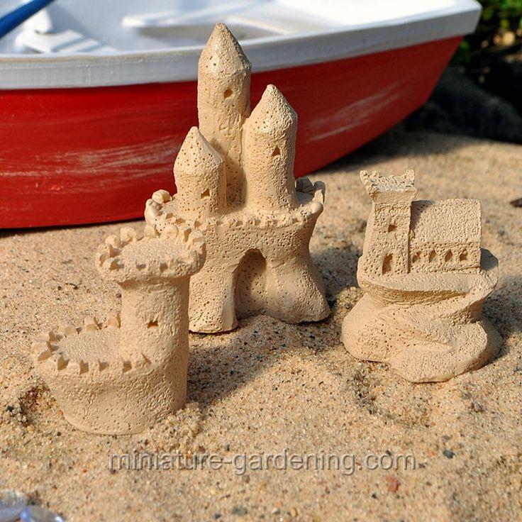 53 best Mini Garden: Fun at the Beach images on Pinterest | Fairies ...