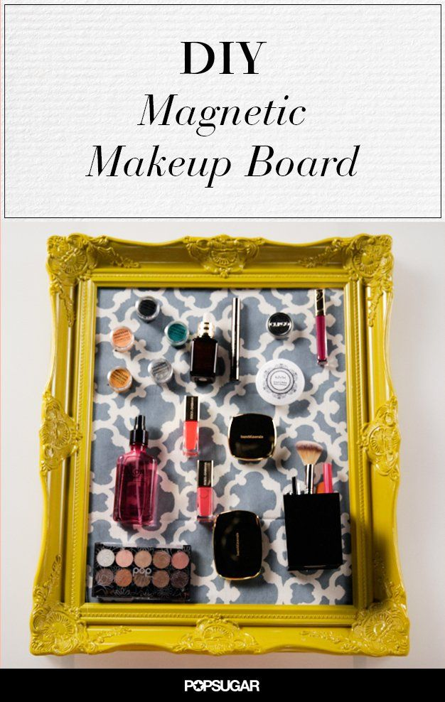 A Makeup Storage Solution That's Adorable and Ingenious