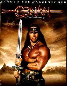 Conan, o bárbaro (1982)