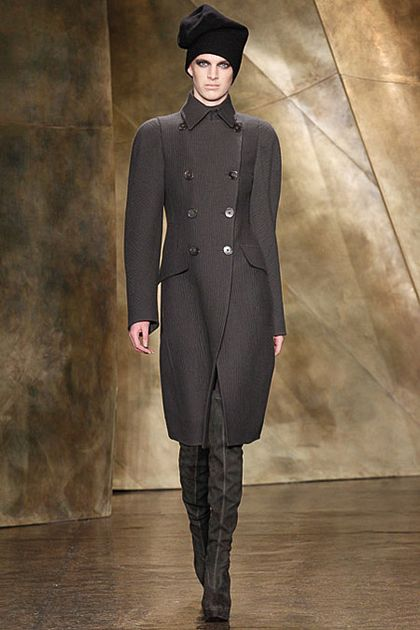Ashleigh Good for Donna Karan F/W 2013