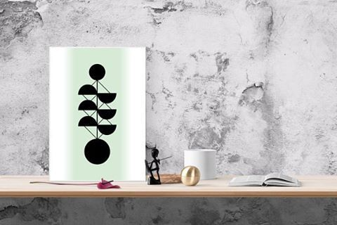 Sundial collection design print. #symbol #retro #scandinavian #print #redbubblecreate #redbubbleartist #society6 #society6artist #wallart #design #walldecoration #poster #trendy #posterart