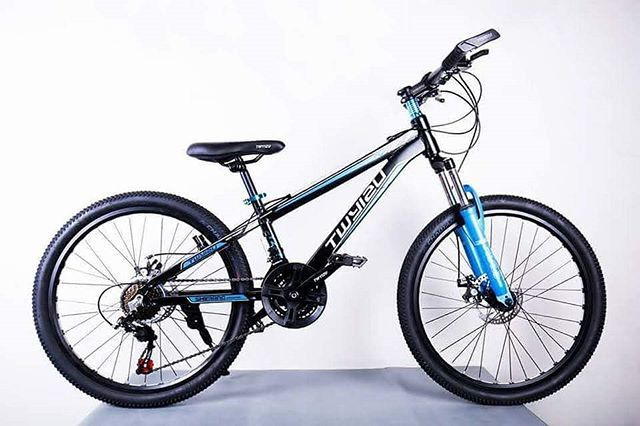 New Arrival Twyizu Mountain Bike Size 24 Gear Shiamano Dual Disc
