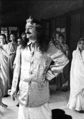 """""""What is Love? To give and never to ask. What leads to this Love? Grace. What leads to this Grace? Grace is not cheaply bought. """" Meher Baba"""